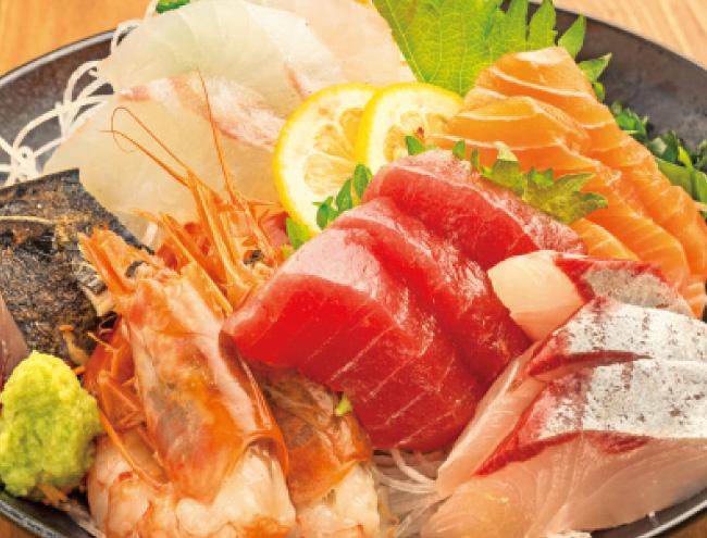 エバグリーン鮮魚部直営 海鮮食堂つなや 宮前店