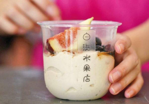 Lism10月号Newshop_白浜水果店「フルーツにこだわるアジアンテイストのカフェ」